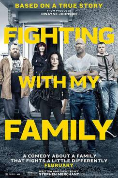 Une famille sur le ring (Fighting With My Family) wiflix