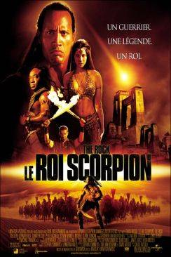 Le Roi Scorpion wiflix