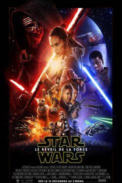 Star Wars : Episode VII - Le Réveil de la Force wiflix