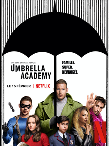 Umbrella Academy - Saison 1 wiflix