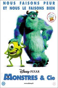 Monstres  and  Cie (Monsters, Inc.) wiflix
