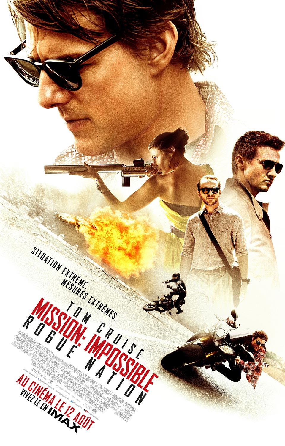 Mission Impossible 5 - Rogue Nation wiflix