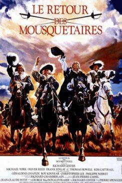 Le Retour des mousquetaires (The return of the musketeers) wiflix