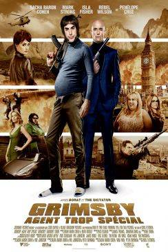 Grimsby - Agent trop spécial (The Brothers Grimsby) wiflix