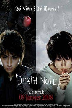 Death Note : the Last Name (Desu Nôto : the Last Name) wiflix