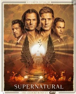 Supernatural - Saison 15