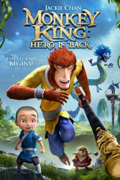 Monkey King: Hero Is Back wiflix