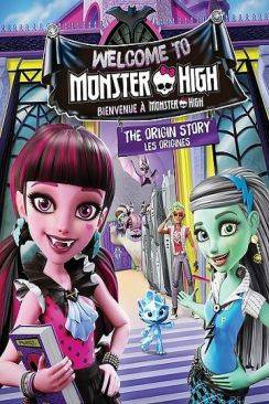 Monster High: Welcome To Monster High wiflix