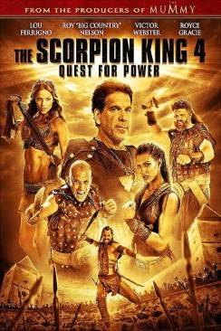 The Scorpiong King 4 : Quest For Power wiflix