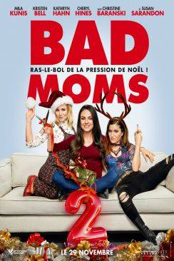 Bad Moms 2 (A Bad Moms Christmas) wiflix
