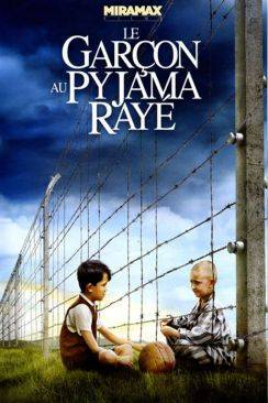 Le Garçon au pyjama rayé (The Boy in the Striped Pyjamas) wiflix