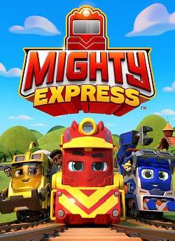 Mighty Express - Saison 2 wiflix